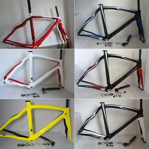 carbon road bike frame bicycle free spray paint logo 2012 2013 various. Black Bedroom Furniture Sets. Home Design Ideas