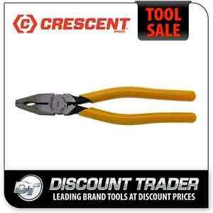 Crescent Universal Cutting Plier with Crimper - 3800CTV