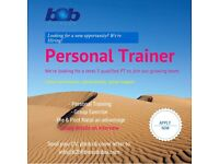Personal Trainer Wanted for immediate start in Dubai!