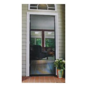Genius Retractable Screen Door Sierra 100 Single Door Unit