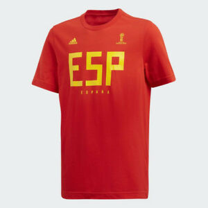 ADIDAS YOUTH Spain Fan T Shirt
