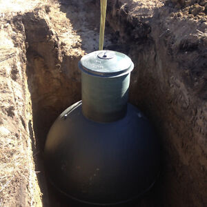 Septic Tanks & Screw Piles