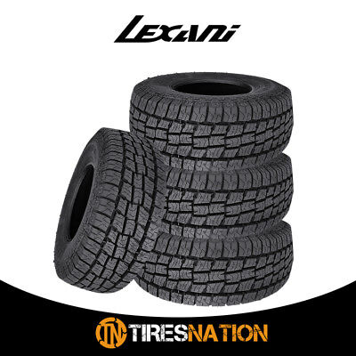 4 New Lexani TERRAIN BEAST AT LT24575R16 120116S All Terrain Tires