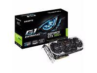 Wanted GeForce GTX 980Ti