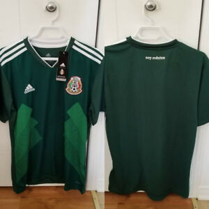 World Cup 2018 Jersey Mexique