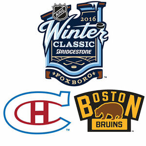 MONTREAL CANADIENS WINTER CLASSIC TICKETS - GREAT X-MAS PRESENT!