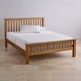 Oak bedroom furniture in excellent condition