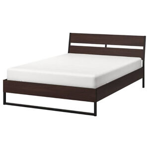 BED + MATTRESS - MOVING SALE