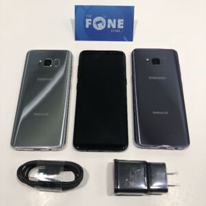 MEGA SALE!! SAMSUNG S8 $449!! Unlocked/w WARRANTY!!