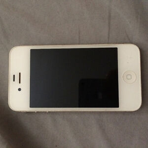 White Iphone 4s for sale / MINT CONDITION!!! Gatineau Ottawa / Gatineau Area image 1