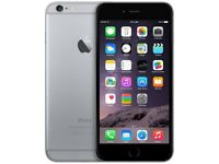 Apple iPhone 6 64GB Black in very good condition