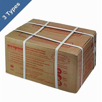 dexpan 22lb box non explosive cracking agent type I, II or III