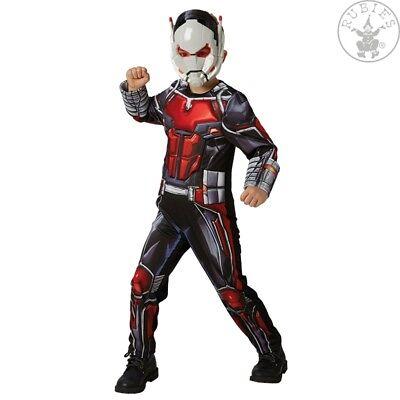 RUB 3640487 Kinder Jungen Kostüm Ant Man Ant-Man Deluxe Avengers Marvel