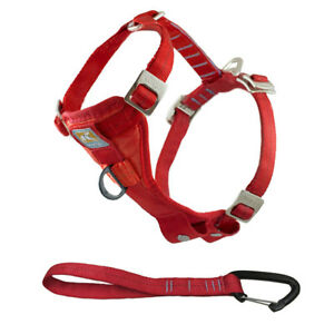 Kurgo Tru-Fit Crash Tested Dog Harness XS Extra Small Red