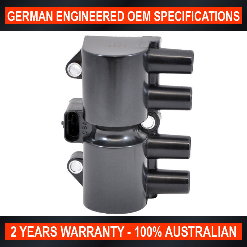 Ignition coil for Holden TK BARINA 1.6L 05-11 F16D3 2 Yr Wty
