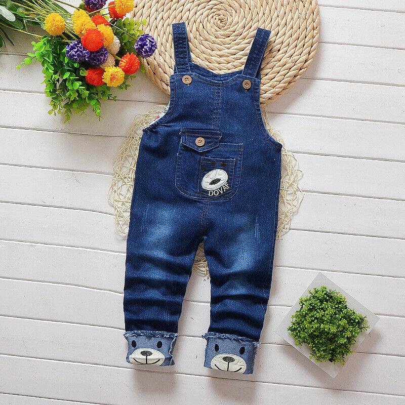 """Vaenait Baby Infant Toddler Clothes Boys Girls Trousers Pants Jean/""""Pants/"""" 6M-3T"""