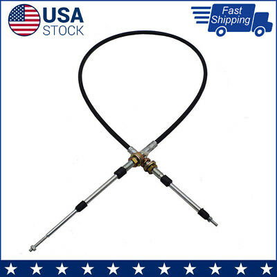New Throttle Cable For Komatsu Dozer D20 D21 -6-7 Heavy Duty From Usa
