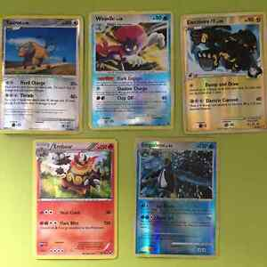 Pokemon Cards and Pokemon Ultimate Handbook
