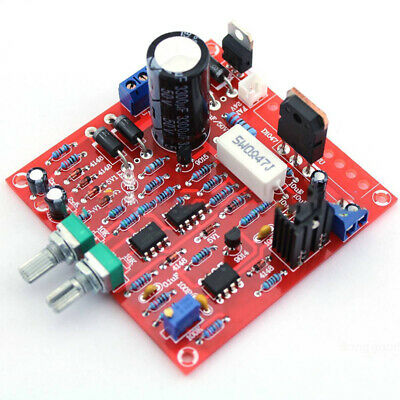 Stabilized Continuous Adjustable Dc Regulated Power Supply Kit 0-30v 2ma-3aaf