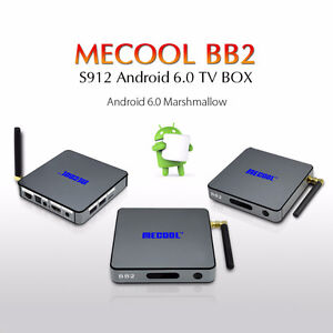 JUST RELEASED! - Android 6.0 w Amlogic s912 Octa-core processor