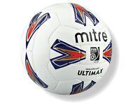 Mitre Ultimax Football