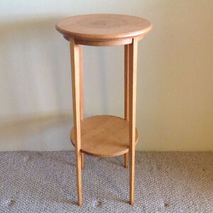 ART DECO VINTAGE PLANT STAND TABLE