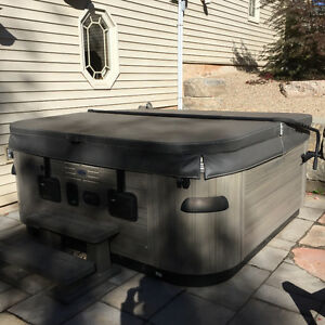 Bullfrog hot tub