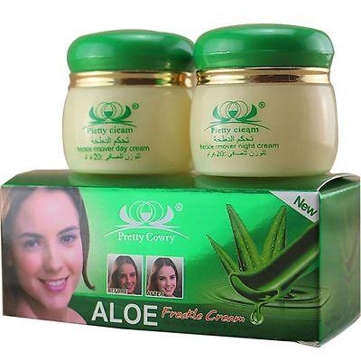 Aloe Face Cream Remove Dark Spots Reduce Pigment Freckles Night Day Cream