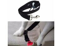 Vehicle Car Seat Belt Seatbelt Harness Lead Clip Pet Cat Dog Safety