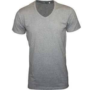 JACK AND JONES JEANS MENS BOYS T-SHIRTS - BASIC PLAIN REGULAR FIT TEE BRAND NEW