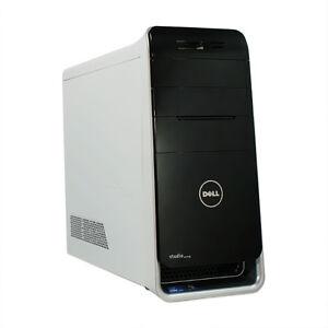 DELL STUDIO XPS 8300 i5, 2nd Gen CPU 8gb, 500B, DVD-RW