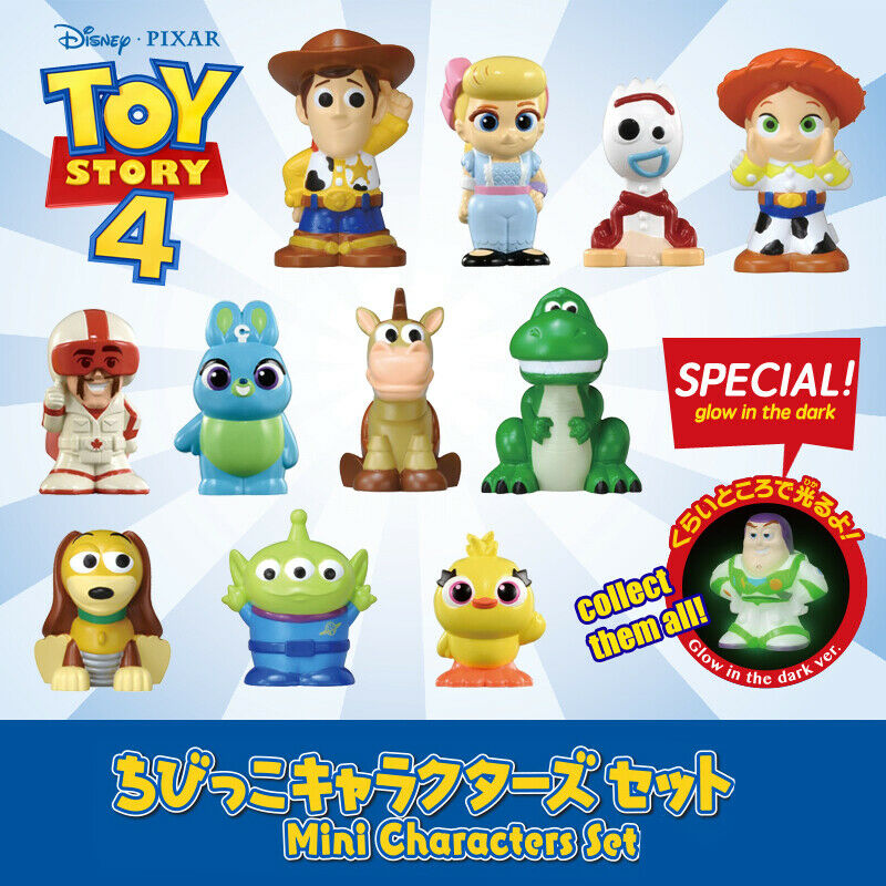 Takara Tomy Toy Story 4 Finger Puppets 1 Blind Box Bo Peep/R
