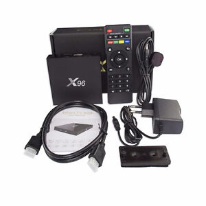 brand new fully programmed android tv box