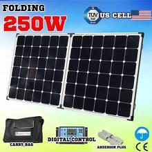 250w Folding solar Panel caravan battery charger 12v generator Craigie Joondalup Area Preview