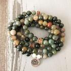 Agate Agate Beaded Fine Bracelets