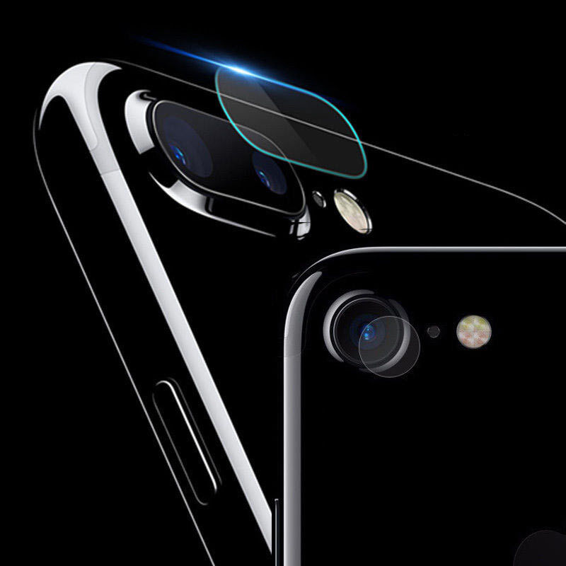 For iPhone XS Max / XR / 8 Plus / 8 /7 Back Camera Lens Temp