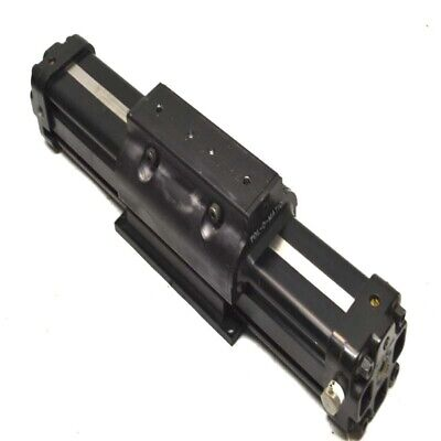 Tol-o-matic 09150002 Pneumatic Rodless Cylinder Actuator Stk 5.000