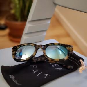 Lunettes de soleil (femme) Madewell sunglasses (woman)