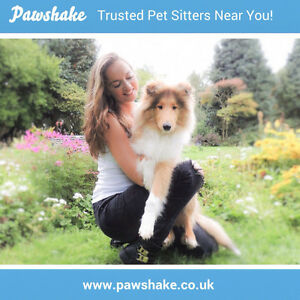 Love animals? Become a pet sitter with Pawshake today!