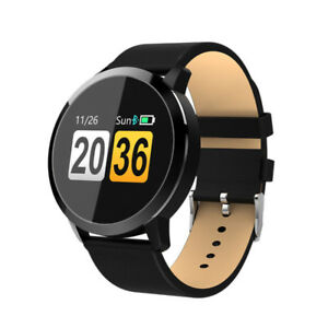 Q8 Smart Fitness Tracker with Heart Rate BP and Blood Oxygen