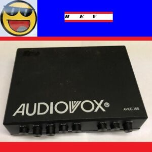 HIGH END GOODS Audiovox Avcc-100 Video Control Center