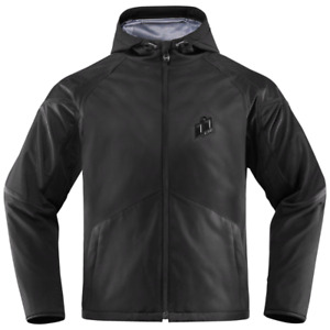 Icon Merc Stealth Motorcycle Jacket