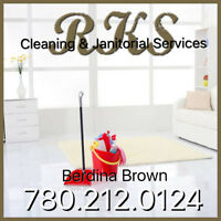 Cleaning and Janitorial Services