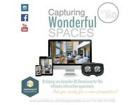 Property Photography, Virtual Tours, Video Flythroughs and Floor Plans