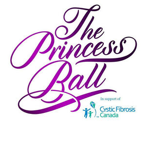 The Princess Ball in Support of Cystic Fibrosis Canada- AUCTION