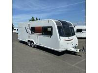 2015 BAILEY Unicorn Barcelona Touring Caravan - 4 berth