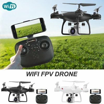 2.4G 4CH 6-Axis Gyro Hovering RC Quadcopter Drone with HD WIFI Camera Drone FPV