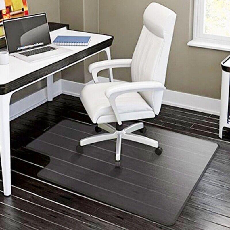 Office Desk Chair Floor Mat Protector Hard Plastic Rug Compu