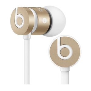 urBeats 2 by Dr Dre (Apple) Earphones gold with In-Line Controls