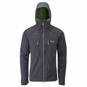 Brand new Rab Strata Guide (high rated climbing jacket)